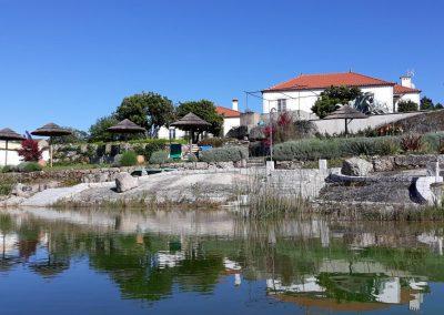 Casa Principal met ecologisch zwembad