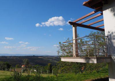 Quinta da Laranjeira, terras met uitzicht
