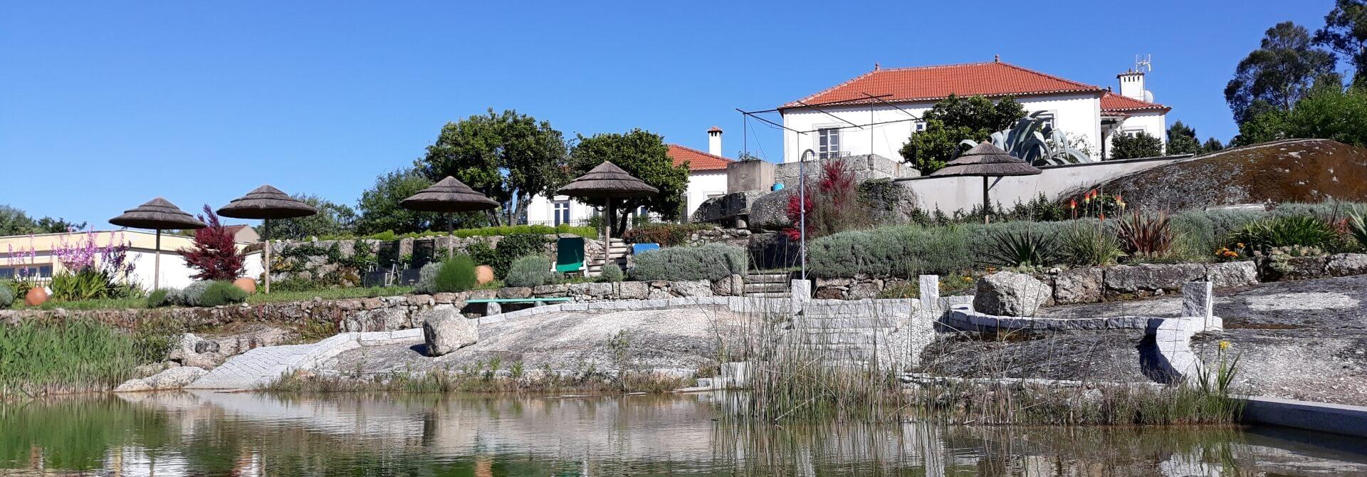 Quinta Vale Pocacho vooraanzicht