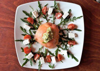 Quinta Vale Porcacho - lekker eten