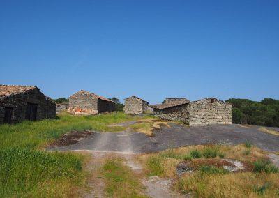 Wandelen naar Fiais de Beira