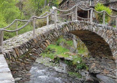 Ponte perto de Piodao
