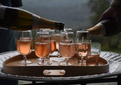Portugese rosé wijn