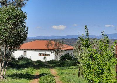 Quarto da Cerejeira, the outside