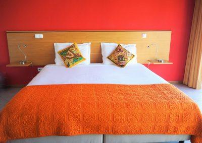 Quarto da Cerejeira, the bedroom