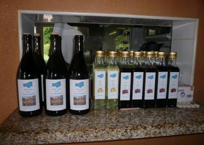 Wijn en likeur van Quinta Vale Porcacho