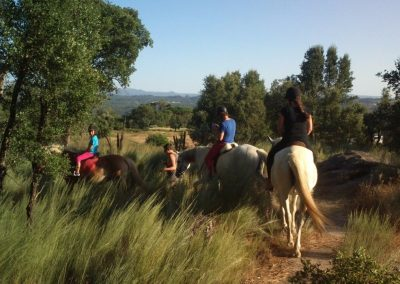 Guided horseback riding in Portugal