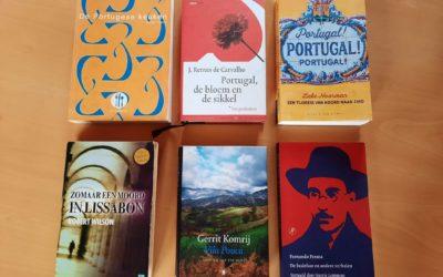 Met 6 boeken op ontdekkingsreis door Portugal